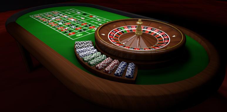 illustration roulette jeu en ligne